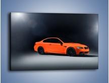 Obraz na płótnie – BMW M3 E92 Coupe Orange – jednoczęściowy prostokątny poziomy TM168
