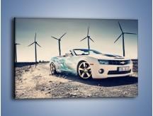 Obraz na płótnie – Chevrolet Camaro Cabrio – jednoczęściowy prostokątny poziomy TM173