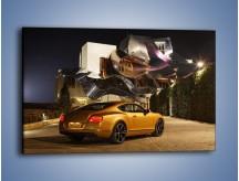 Obraz na płótnie – Bentley Continental GT V8 – jednoczęściowy prostokątny poziomy TM190