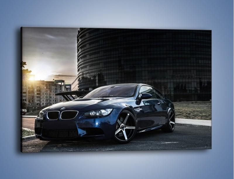 Obraz na płótnie – BMW E92 M3 – jednoczęściowy prostokątny poziomy TM213