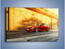 Obraz na płótnie – BMW 3 F31 – jednoczęściowy prostokątny poziomy TM235
