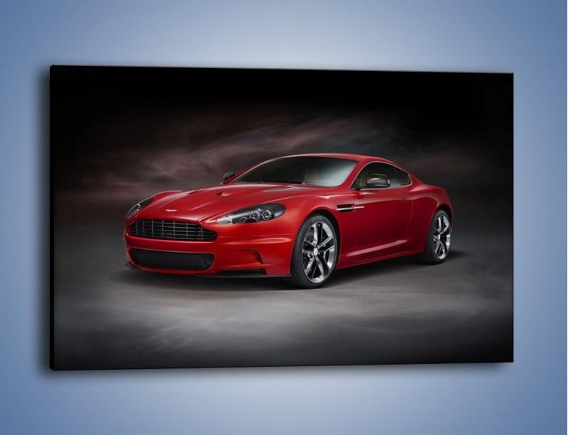 Obraz na płótnie – Aston Martin DBS Carbon Edition – jednoczęściowy prostokątny poziomy TM242