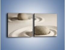 Obraz na płótnie – Idealnie owinięte – dwuczęściowy kwadratowy poziomy O230