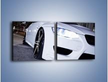 Obraz na płótnie – BMW E92 M3 Coupe – dwuczęściowy kwadratowy poziomy TM089