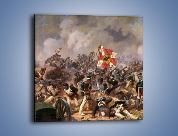 Obraz na płótnie – Wojna i jej skutki – jednoczęściowy kwadratowy GR133
