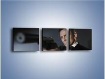 Obraz na płótnie – Bond. james bond – trzyczęściowy L239W1