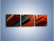 Obraz na płótnie – Instrument i muzyka poważna – trzyczęściowy O025W1