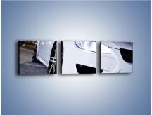 Obraz na płótnie – BMW E92 M3 Coupe – trzyczęściowy TM089W1