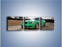 Obraz na płótnie – BMW E92 M3 Tuning – trzyczęściowy TM108W1