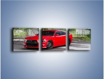 Obraz na płótnie – Dodge Charger SRT13 – trzyczęściowy TM113W1