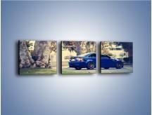 Obraz na płótnie – BMW M3 Coupe E97 – trzyczęściowy TM114W1