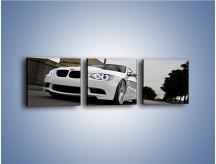 Obraz na płótnie – BMW M3 E92 Tuning – trzyczęściowy TM122W1
