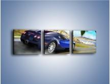 Obraz na płótnie – Bugatti Veyron – trzyczęściowy TM123W1