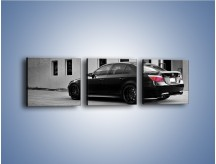 Obraz na płótnie – BMW M5 E65 – trzyczęściowy TM135W1