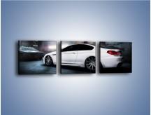 Obraz na płótnie – BMW M6 F13 w garażu – trzyczęściowy TM165W1