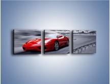Obraz na płótnie – Ferrari F435 – trzyczęściowy TM195W1