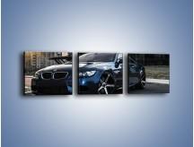 Obraz na płótnie – BMW E92 M3 – trzyczęściowy TM213W1