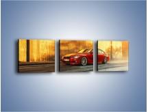 Obraz na płótnie – BMW 3 F34 – trzyczęściowy TM235W1