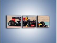 Obraz na płótnie – F1 Infiniti Red Bull – trzyczęściowy TM241W1