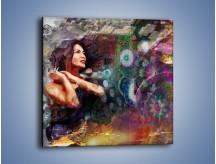 Obraz na płótnie – Do koloru do wyboru – jednoczęściowy kwadratowy GR360