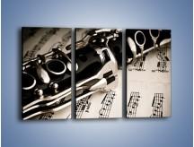Obraz na płótnie – Egzamin z muzyki – trzyczęściowy O216W2