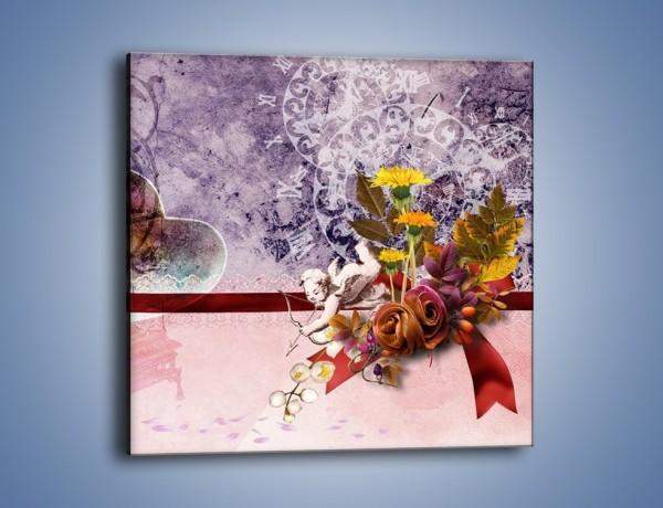 Obraz na płótnie – Wspomnienia po ukochanym – jednoczęściowy kwadratowy GR395