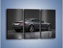 Obraz na płótnie – Aston Martin DB9 Coupe – trzyczęściowy TM059W2