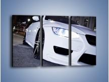 Obraz na płótnie – BMW E92 M3 Coupe – trzyczęściowy TM089W2