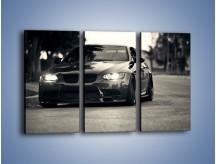 Obraz na płótnie – BMW M3 – trzyczęściowy TM092W2