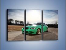 Obraz na płótnie – BMW E92 M3 Tuning – trzyczęściowy TM108W2