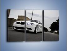Obraz na płótnie – BMW M3 E92 Tuning – trzyczęściowy TM122W2