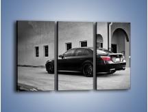 Obraz na płótnie – BMW M5 E66 – trzyczęściowy TM135W2
