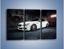 Obraz na płótnie – BMW M6 F13 Vossen Wheels – trzyczęściowy TM169W2