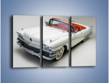 Obraz na płótnie – Buick 1958 Limited Convertible – trzyczęściowy TM185W2
