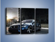 Obraz na płótnie – BMW E92 M3 – trzyczęściowy TM213W2