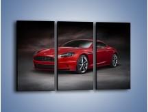 Obraz na płótnie – Aston Martin DBS Carbon Edition – trzyczęściowy TM242W2
