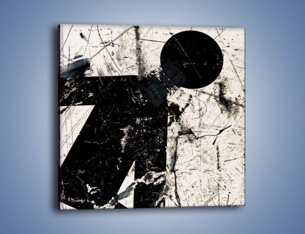 Obraz na płótnie – Starość nie radość – jednoczęściowy kwadratowy GR411