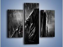 Obraz na płótnie – Brutalny męski świat – trzyczęściowy L105W3