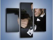 Obraz na płótnie – Bond. james bond – trzyczęściowy L239W3