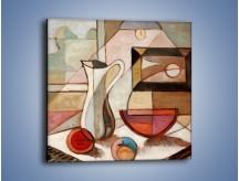 Obraz na płótnie – Czy dojrzysz ptaka? – jednoczęściowy kwadratowy GR519