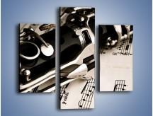 Obraz na płótnie – Egzamin z muzyki – trzyczęściowy O216W3