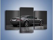 Obraz na płótnie – Aston Martin DB9 Coupe – trzyczęściowy TM059W3