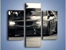 Obraz na płótnie – BMW M3 – trzyczęściowy TM092W3