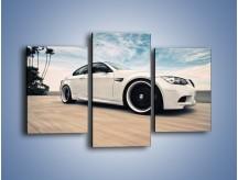 Obraz na płótnie – BMW M3 Strasse Forged Wheels – trzyczęściowy TM094W3