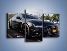 Obraz na płótnie – Audi A7 D2forged Wheels – trzyczęściowy TM099W3