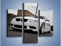 Obraz na płótnie – BMW M3 E92 Tuning – trzyczęściowy TM122W3