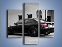 Obraz na płótnie – BMW M5 E67 – trzyczęściowy TM135W3