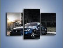 Obraz na płótnie – BMW E92 M3 – trzyczęściowy TM213W3