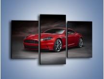 Obraz na płótnie – Aston Martin DBS Carbon Edition – trzyczęściowy TM242W3