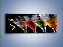 Obraz na płótnie – Alkoholowa zabawa do rana – jednoczęściowy panoramiczny JN100